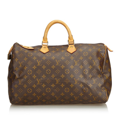 Louis Vuitton Monogram Sdy 40