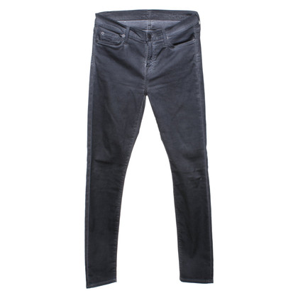 7 For All Mankind Pantalon en gris