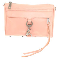 Rebecca Minkoff Mini Mac in bright pink