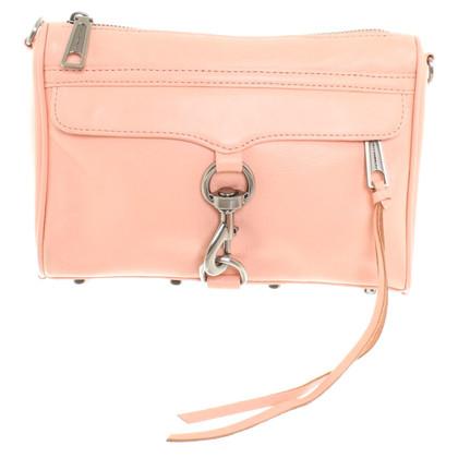 Rebecca Minkoff Mini Mac in bright pink