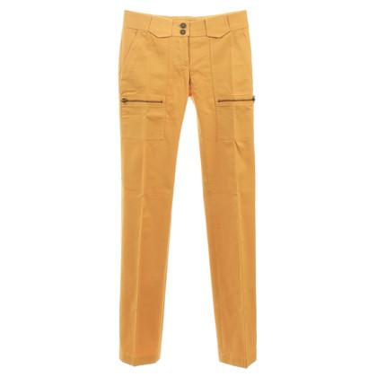 Dolce & Gabbana Pants in mustard yellow