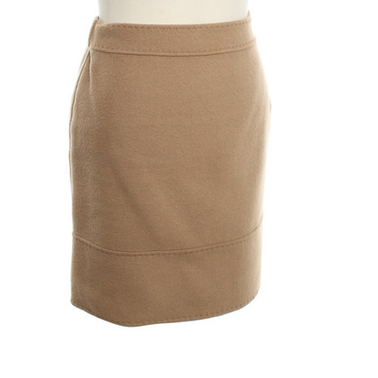 Max Mara Rock in Beige