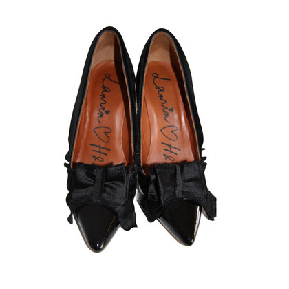 Lanvin for H&M Pumps mit Schleife