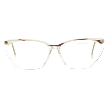 Jil Sander Glasses in mother-of-Pearl optics