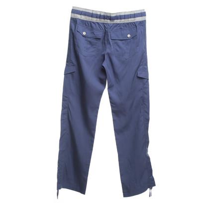 Bogner Hose in Blau