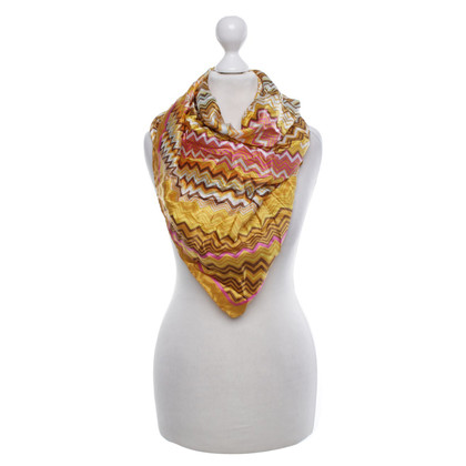Missoni Silk cloth