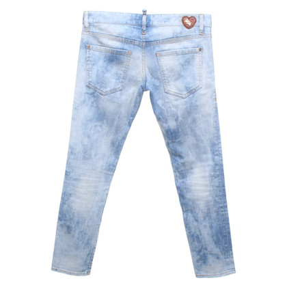 Dsquared2 Jeans met was