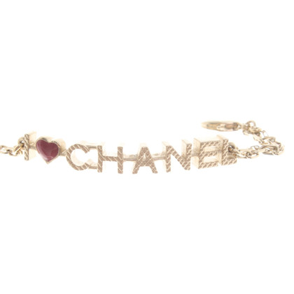 Chanel Bracciale con dettaglio logo