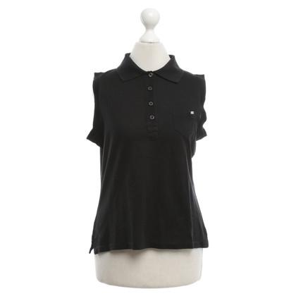 Prada Polo shirt in black