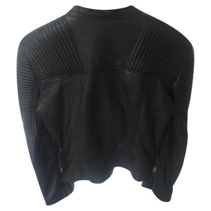 Closed giacca di pelle