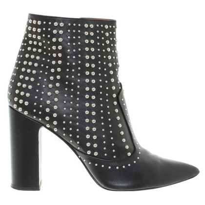Iro Ankle boots in black