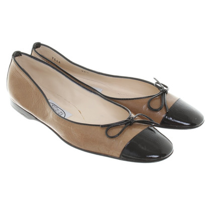 Emma Hope´s Shoes Ballerine a Olive