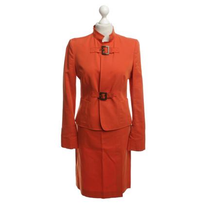 Valentino Kostüm in Orange