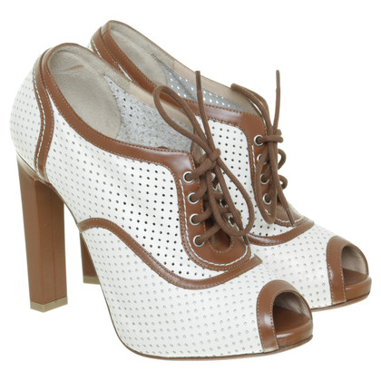 Bally Peep-toes with perforations