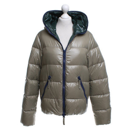 Duvetica Down jacket in olive