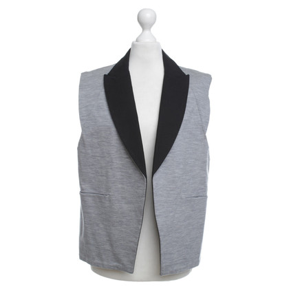 Alexander Wang Vest in gray / black