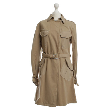 Moncler Trench coat in beige
