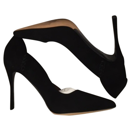Tabitha Simmons pumps Suede