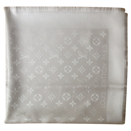 Louis Vuitton Monogram-Tuch in Beige