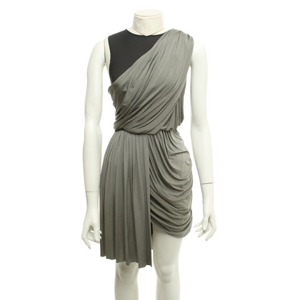 Alexander Wang Dress in olive / black
