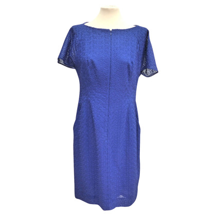 Akris Cotton dress with embossed pattern