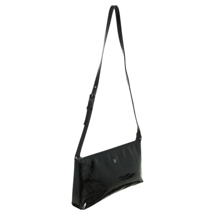 Aigner Shoulder bag with Reptilienprint