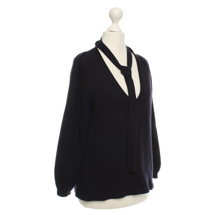 Marni Cashmere sweaters in dark blue