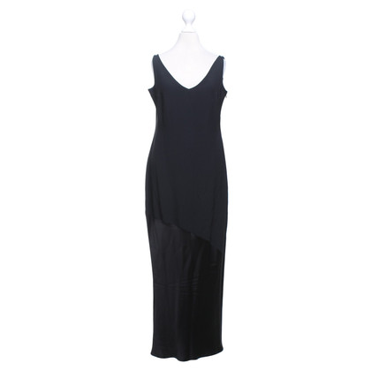 Blumarine Kleid in Schwarz