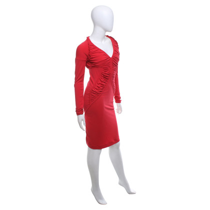Just Cavalli Kleid in Rot
