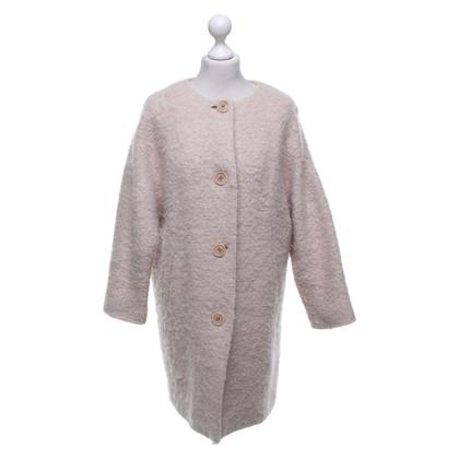 St. Emile Coat in nude
