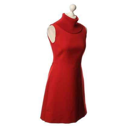 Sport Max Red dress with collar