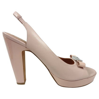 Marc by Marc Jacobs Slingbacks in Rosé