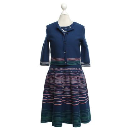 Other Designer Issa - wool dress with Bolero