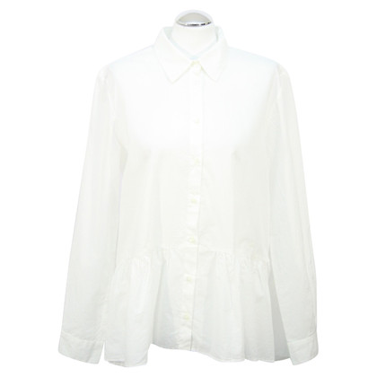 Armani Blouse in white