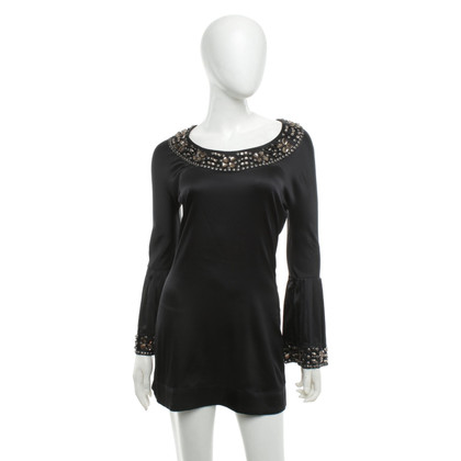 Richmond Robe en noir