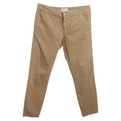Current Elliott Trouser in Beige