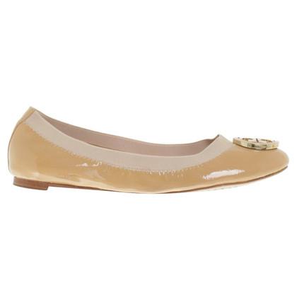 Tory Burch Ballerinas in beige