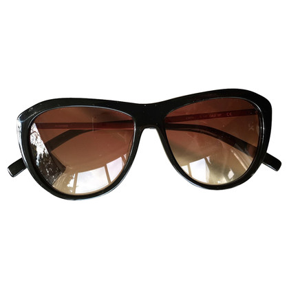 Jil Sander Sunglasses made of titanium and plastic