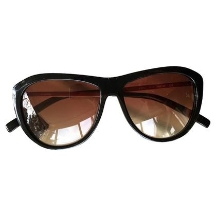 Jil Sander Sonnenbrille aus Titan und Kunststoff