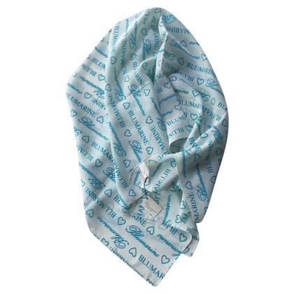 Blumarine foulard de soie