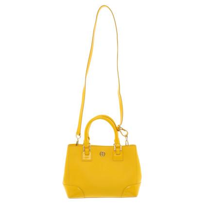 Tory Burch Handbag in giallo