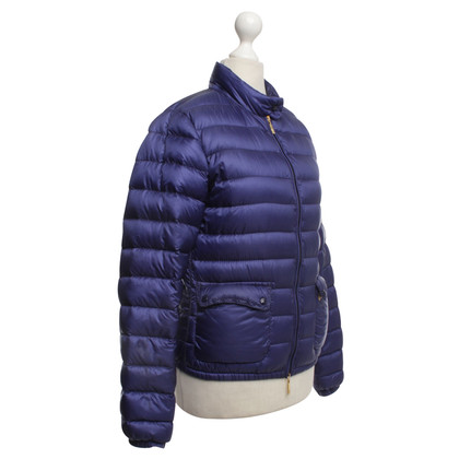 Moncler Gewatteerde jas in purple