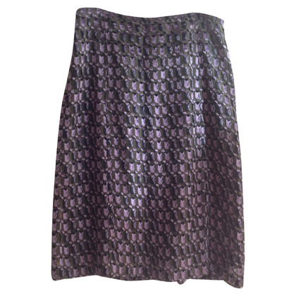 Prada skirt with structure