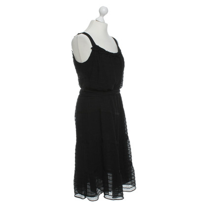 Cacharel Robe en noir