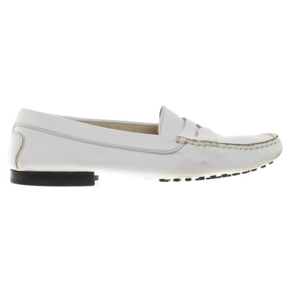 Tod's Slipper in white