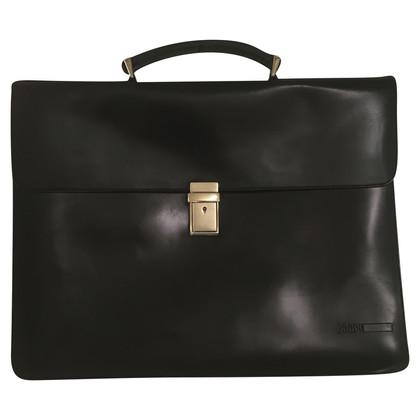 JOOP! Black Briefcase