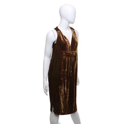 Borbonese Velvet dress
