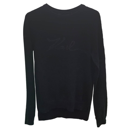Karl Lagerfeld Wol/cashmere pullover