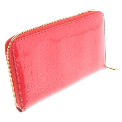 Christian Dior Wallet of patent leather