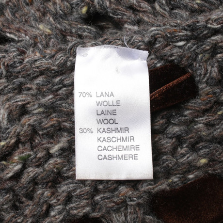 Günstige Verkaufspreise Blumarine Strickjacke mit Kaschmiranteil Bunt / Muster Auslass Veröffentlichungstermine Footlocker Online Freies Verschiffen Bester Großhandel nCrrj